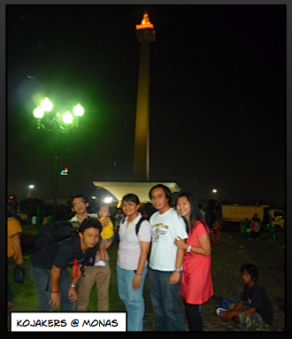 kojakers @monas