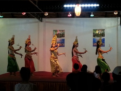 The Apsara Dance