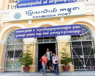 Phnom Penh Post Office