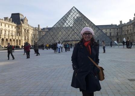 Louvre!