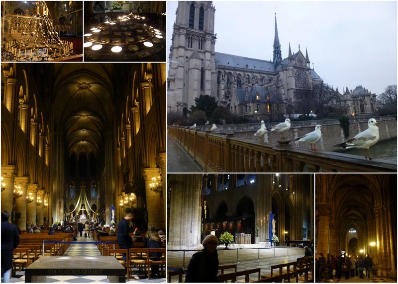 Notre Dame inside