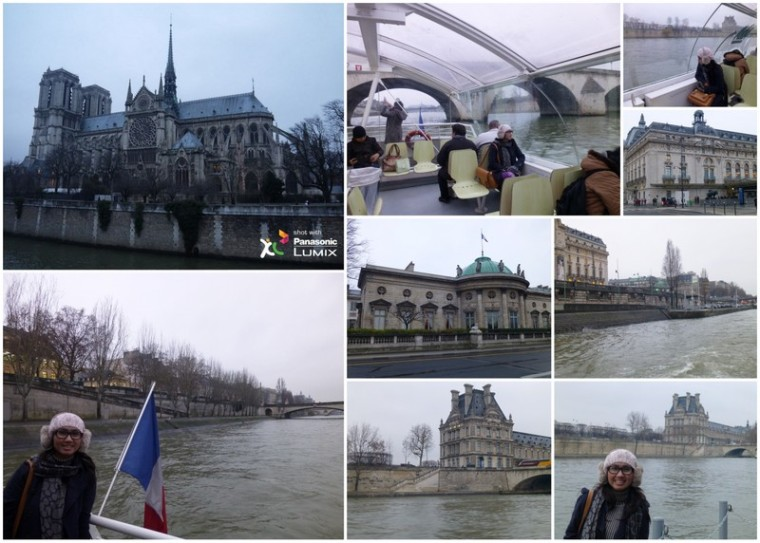 around the River Seine