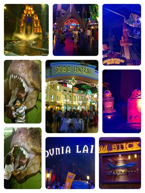 Around Trans Studio