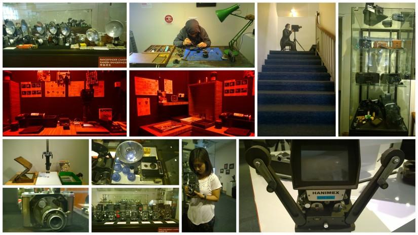 Museum Camera