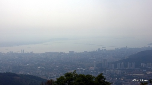 Penang View from the Penang Hill