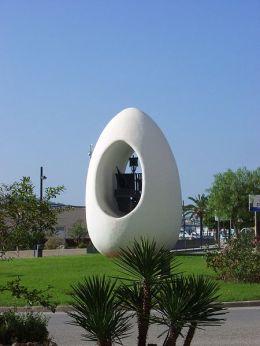 The Egg of Columbus in Sant Antoni