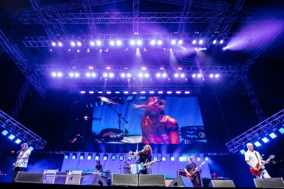 foo fighters concrete and gold tour - 26 august (2)